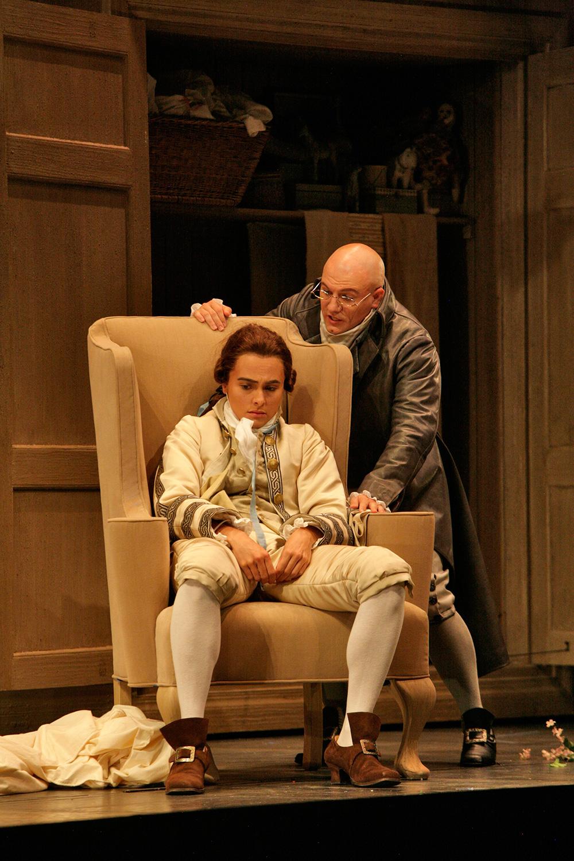 Le Nozze di Figaro | Santa Fe Opera 2008