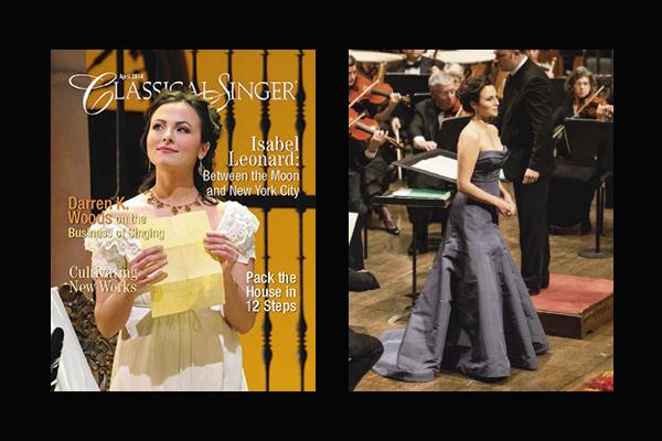 Isabel Leonard | Classical Singer Magazine