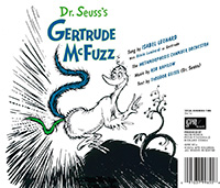 The Polar Express & Dr. Seuss's Gertrude McFuzz