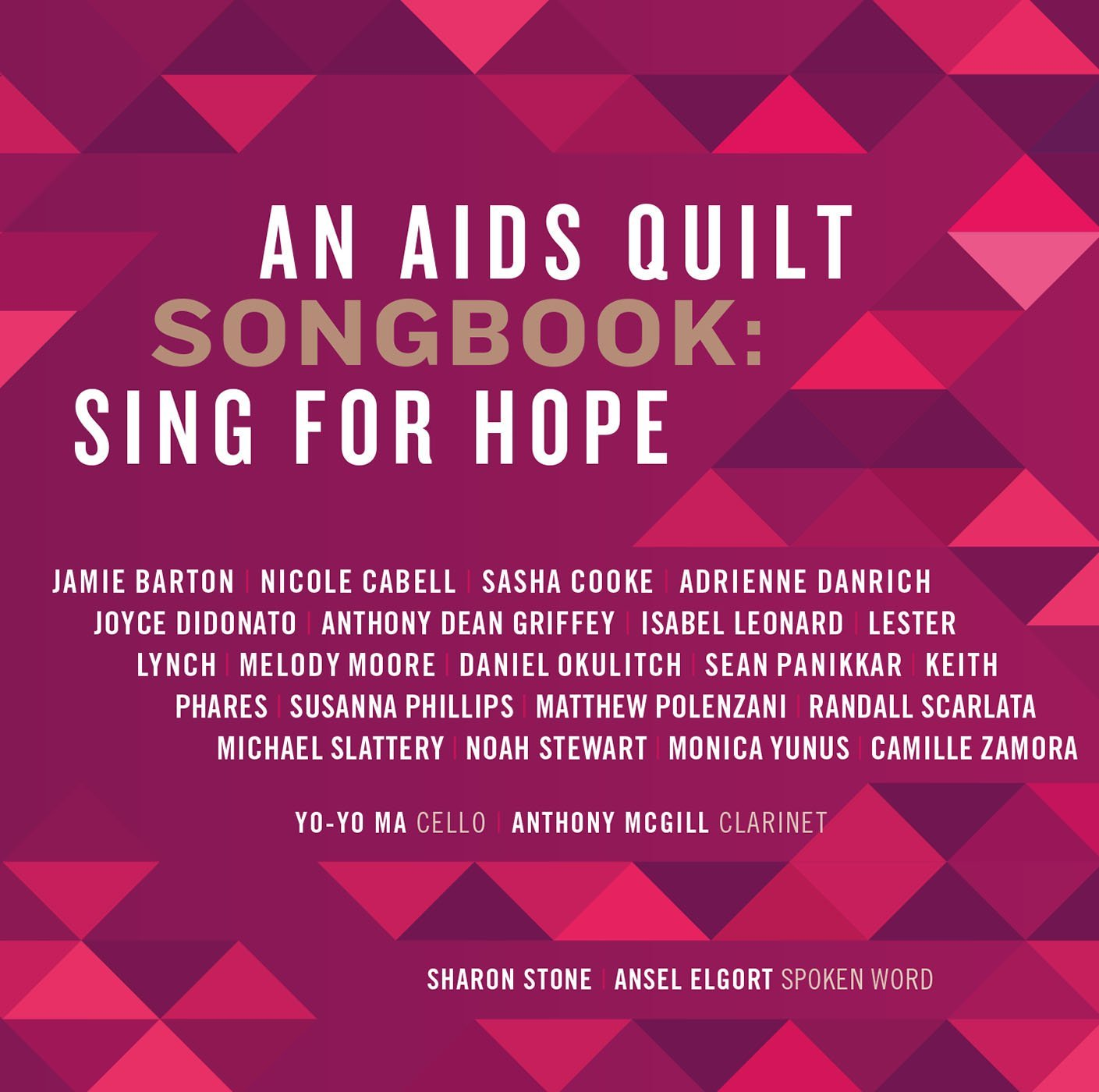 AIDS Quilt Songbook: Sing for Hope