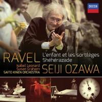 Ravel L'Enfant Album Image
