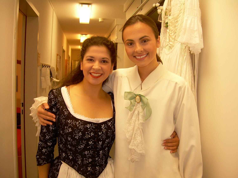 With Laura Tatulescu