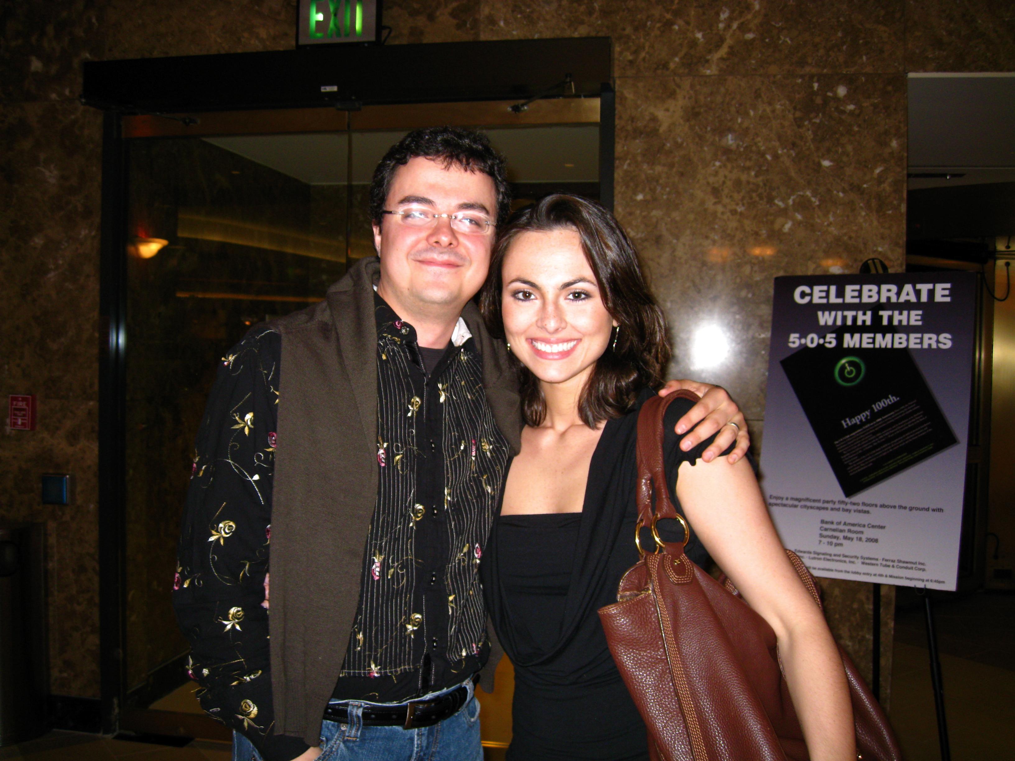 With Vlad Iftinca