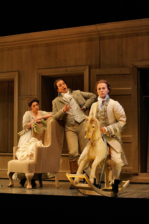Le Nozze di Figaro   Santa Fe Opera 2008