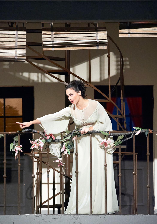 Il Barbiere d Siviglia / Vienna State Opera 2012