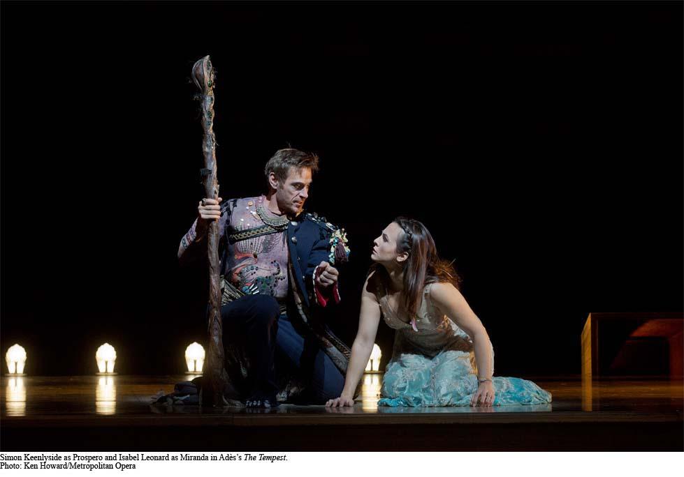 The Tempest / Metropolitan Opera 2012
