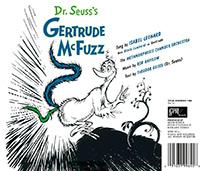 The Polar Express & Dr. Seuss's Gertrude McFuzz