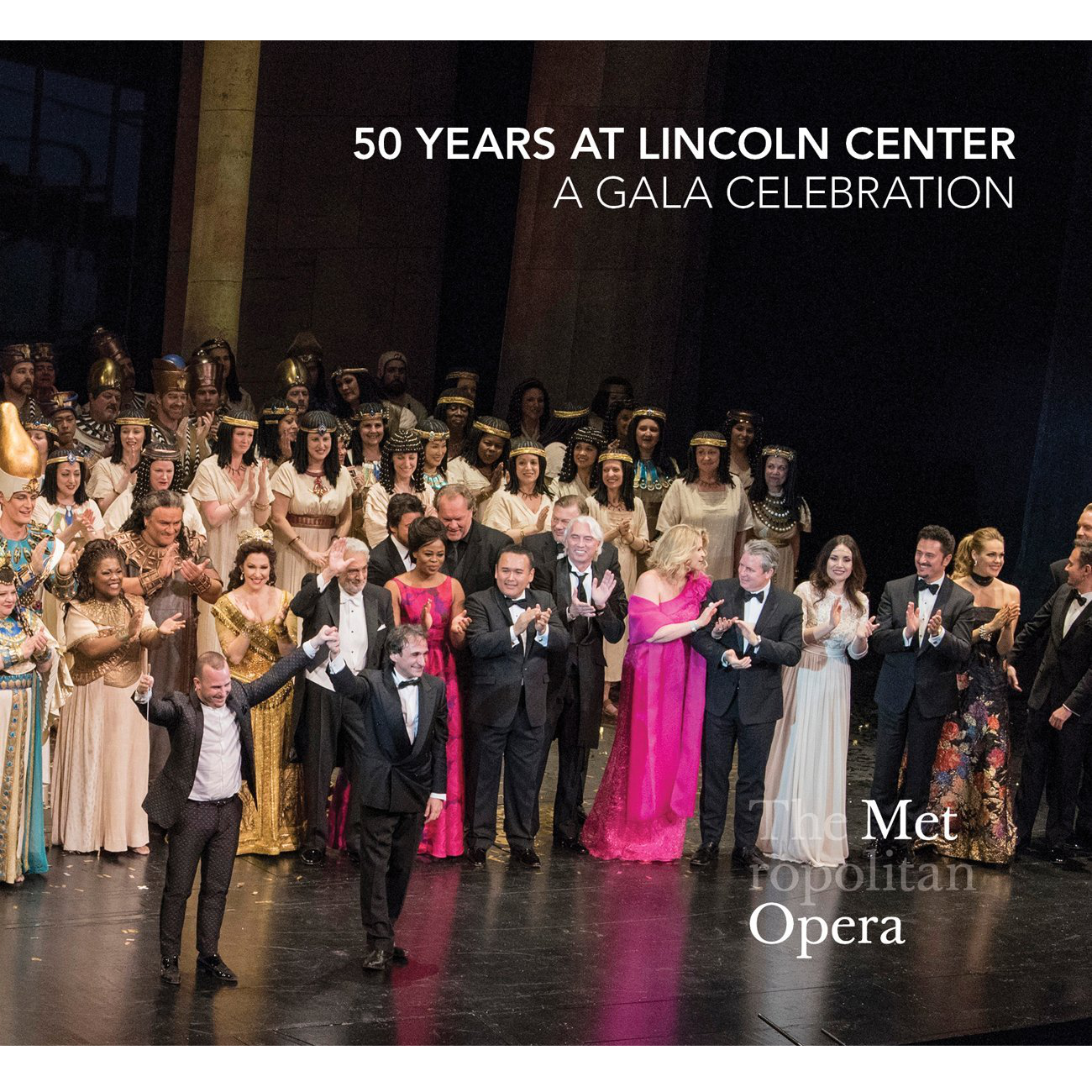 50 Years At Lincoln Center: A Gala Celebration