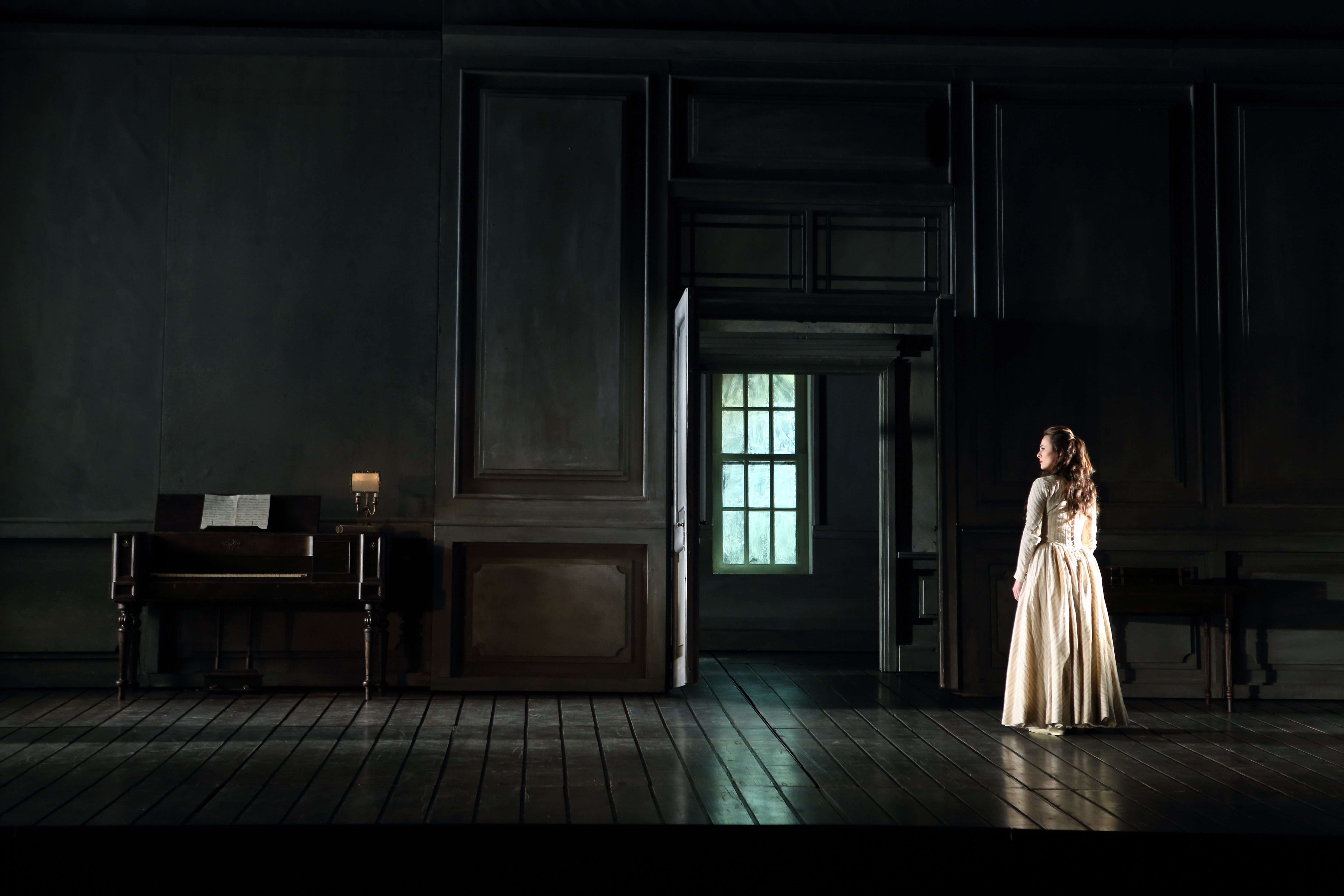 Werther. Royal Opera House, 2019. Photo: Catherine Ashmore